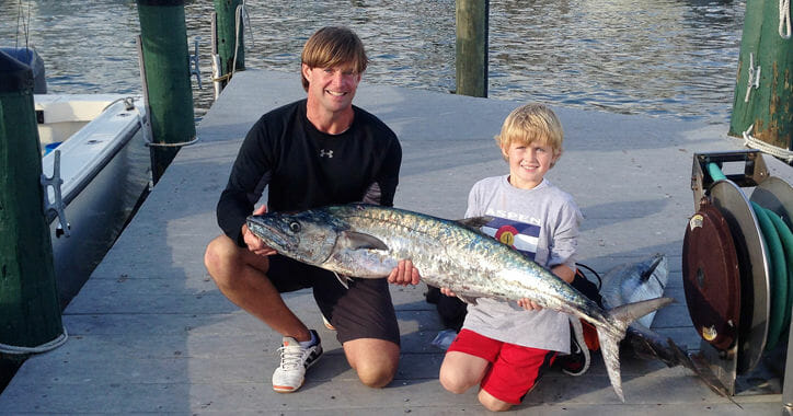 Full Day Fishing Trips South Florida