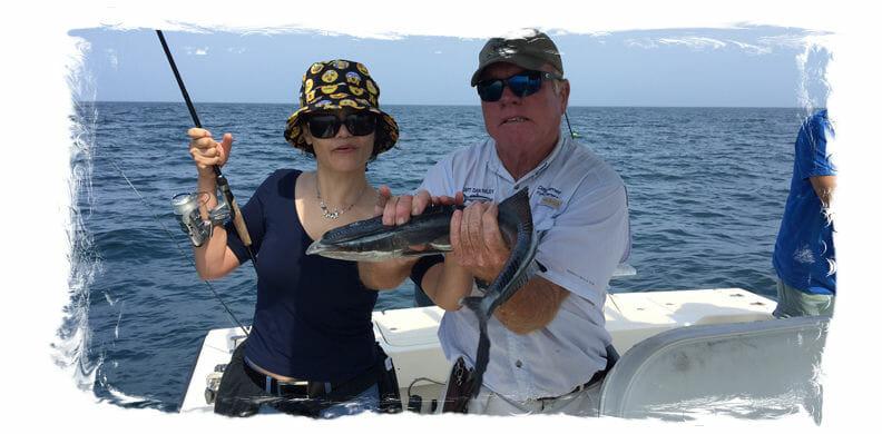 Half Day Charter Fishing In Florida