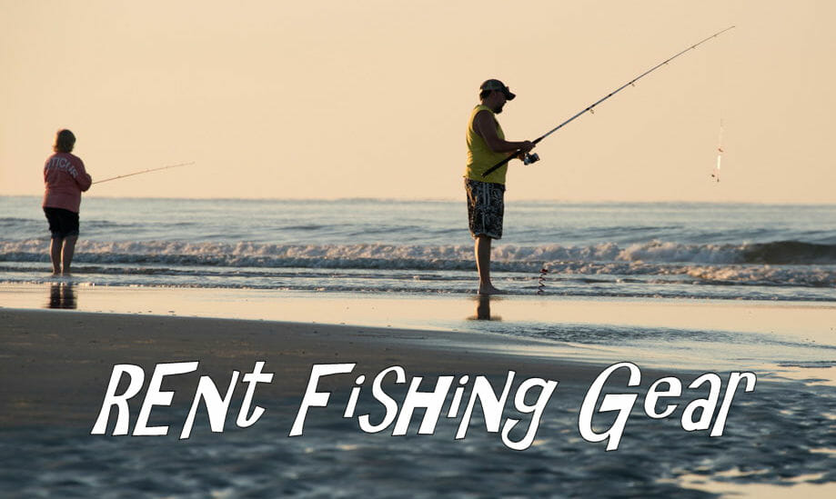 Rent Fishing Gear In Florida